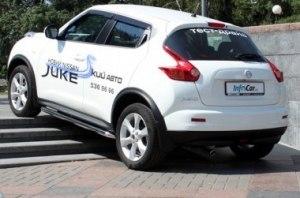 Nissan Juke. Любить нельзя ненавидеть.
