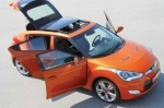 Тест-драйв Hyundai Veloster: Разносторонний