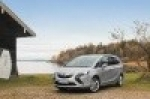 Тест-драйв Opel Zafira: Семейный бумеранг
