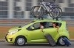 Тест-драйв Chevrolet Spark: Малосольный огурец