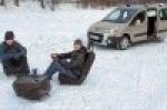 Тест-драйв Peugeot Partner: На открытом воздухе