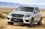 Тест-драйв Mercedes M-Class: Молот и перец. Mercedes ML 63 AMG