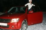 Тест-драйв Suzuki Grand Vitara: Городской бизончик