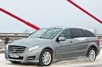 Тест-драйв Mercedes R-Class: Малотиражка
