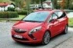 Тест-драйв Opel Zafira: Душа нараспашку