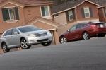 Тест-драйв Honda Accord USA: Crosstour против Venza