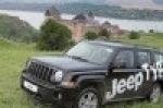 Тест-драйв Jeep Patriot: Вот что значит патриот