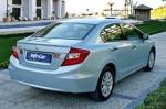 Тест-драйв Honda Civic: Honda Civic 2012. Взрослеем вместе.