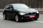 Тест-драйв BMW 1 Series: «Копейка» евро бережет?