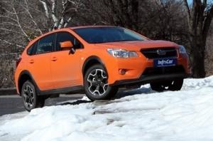 Subaru XV. Работа над ошибками?