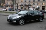 Тест-драйв Hyundai Grandeur: Знакомство с пятым поколением