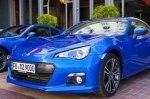 Тест-драйв Subaru BRZ: Японская борзая на французских серпантинах