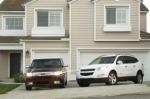 Тест-драйв Ford Flex : Одна цель, разные средства