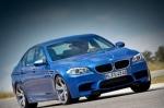 Тест-драйв BMW M5: К бреющим полётам