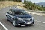 Тест-драйв Toyota Avensis: Острый взгляд, легкая поступь