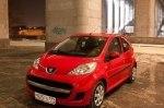 Тест-драйв Peugeot 107: Про самых маленьких