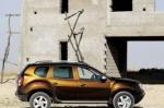 Тест-драйв Dacia Duster: Буря в пустыне