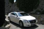 Тест-драйв Cadillac CTS: В дорогу на Эльдорадо