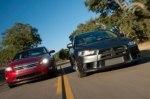 Тест-драйв Mitsubishi Lancer Evolution: Противостояние