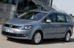 Тест-драйв Volkswagen Sharan: Что умеет семейный вен?