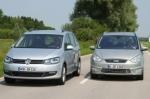 Тест-драйв Volkswagen Sharan: Серьезные конкуренты