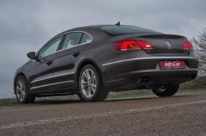 Volkswagen CC. Сила притяжения