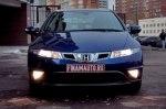 Тест-драйв Honda Civic: Полет в невесомости