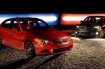 Тест-драйв BMW M3: Соперники
