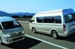 Тест-драйв Toyota Hiace: Настоящий автобус
