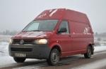 Тест-драйв Volkswagen Transporter: Народный фургон