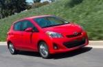 Тест-драйв Toyota Yaris: Положительная оценка