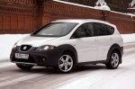 Тест-драйв Seat Altea Freetrack: Белая ворона