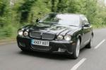 Тест-драйв Jaguar XJ: Джентльмен поспешает медленно