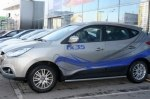 Тест-драйв Hyundai ix35 (Tucson ix): Втроём