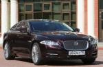 Тест-драйв Jaguar XJ: Холодное и горячее раздельно
