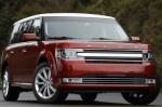 Тест-драйв Ford Flex : Не такой, как все