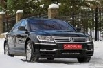 Тест-драйв Volkswagen Phaeton: На солнечной колеснице