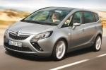 Тест-драйв Opel Zafira: Уют, практичность и динамика