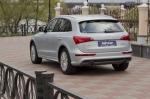 Тест-драйв Audi Q5: Audi Q5 Hybrid. Торжество технологий
