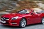 Тест-драйв Mercedes SL-Class: Легенда технологий