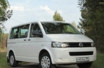 Тест-драйв Volkswagen Caravelle: 1150 км на одном баке