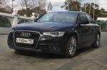 Тест-драйв Audi A6: И на солнце есть пятна