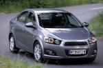 Тест-драйв Chevrolet Aveo: Бюджетно, красиво, громко