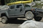 Тест-драйв Hummer H3: Пикап