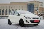 Тест-драйв Opel Corsa: Вдохновение города
