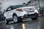 Тест-драйв Ford Explorer: Один большой глюк