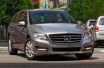 Тест-драйв Mercedes R-Class: Внутренняя свобода