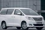 Тест-драйв Toyota Alphard: Роскошь по-азиатски