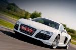 Тест-драйв Audi R8: Смотрим на купе Audi R8 V10 под правильным углом