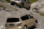 Тест-драйв Nissan Patrol: Без мостов